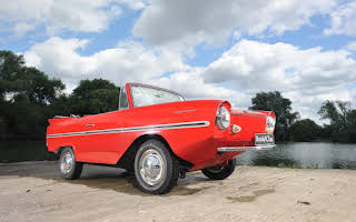 Amphicar 770 Rent Greater London