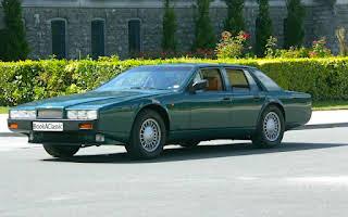 Aston Martin Lagonda Rent Greater London