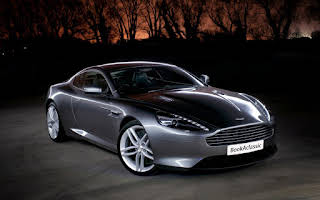 Aston Martin Virage Rent North East