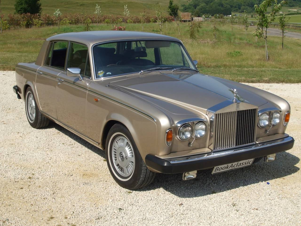 rolls royce silver shadow 11 for hire in worthing bookaclassic. Black Bedroom Furniture Sets. Home Design Ideas