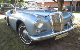 Daimler Conquest Roadster Rent Greater London