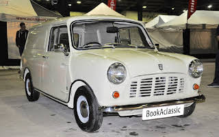 Austin 95L Minivan Rent East Midlands