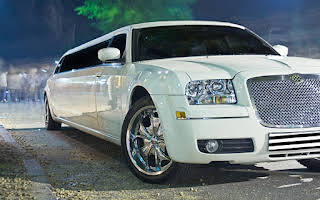 Chrysler 300C Limousine Rent Greater London