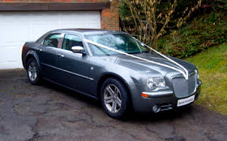 Chrysler 300C Saloon Rent Greater London