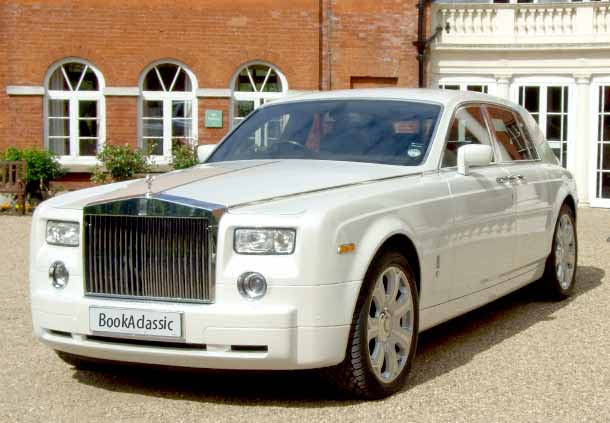 Rolls Royce For Hire >> Rolls Royce Phantom For Hire In Hemel Hempstead Bookaclassic