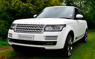 Range Rover Vogue Rent Greater London