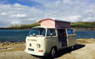Volkswagen VW T2 Bay Camper Rent Greater London