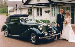 MG SA Coupe Rent Greater London