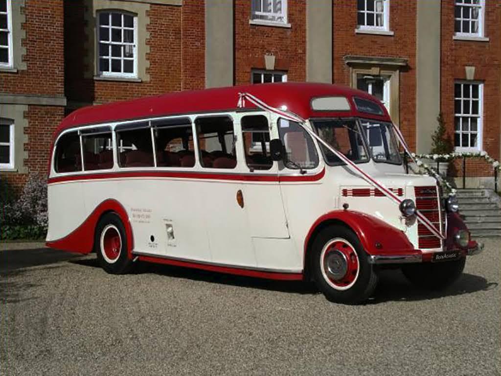 Bedford Ob Straightliner For Hire In Hampshire Bookaclassic