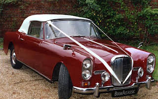 Alvis TE21 Coupe Rent Greater London