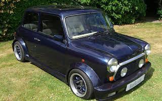 Austin Radford Mini Rent Greater London