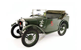 Austin 7 Military Scout Rent Greater London