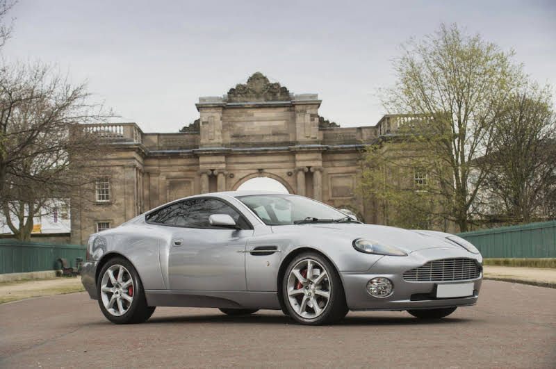 Aston Martin Vanquish For Hire In Potters Bar London