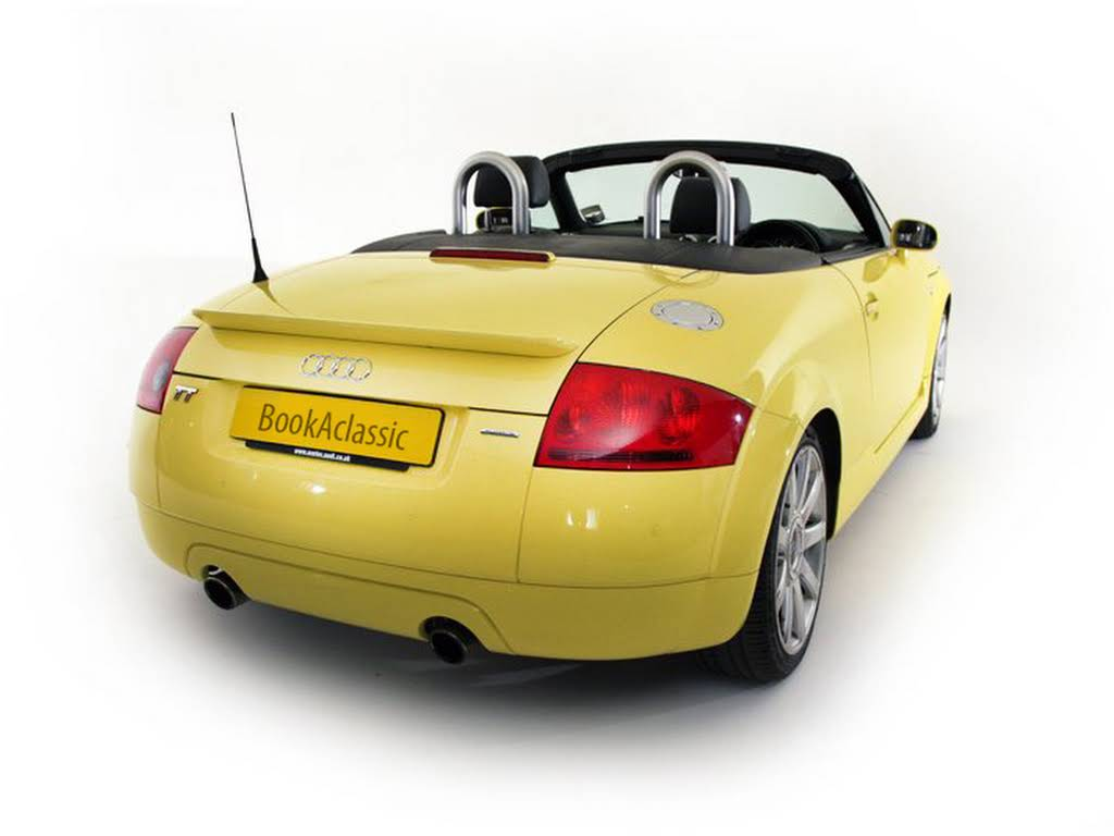 Audi TT for hire in London Hire Potters Bar, London