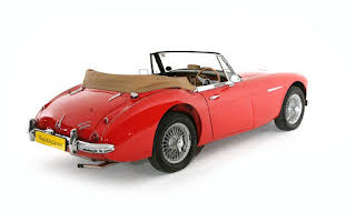 Austin Healey 3000 mkIII Rent Greater London