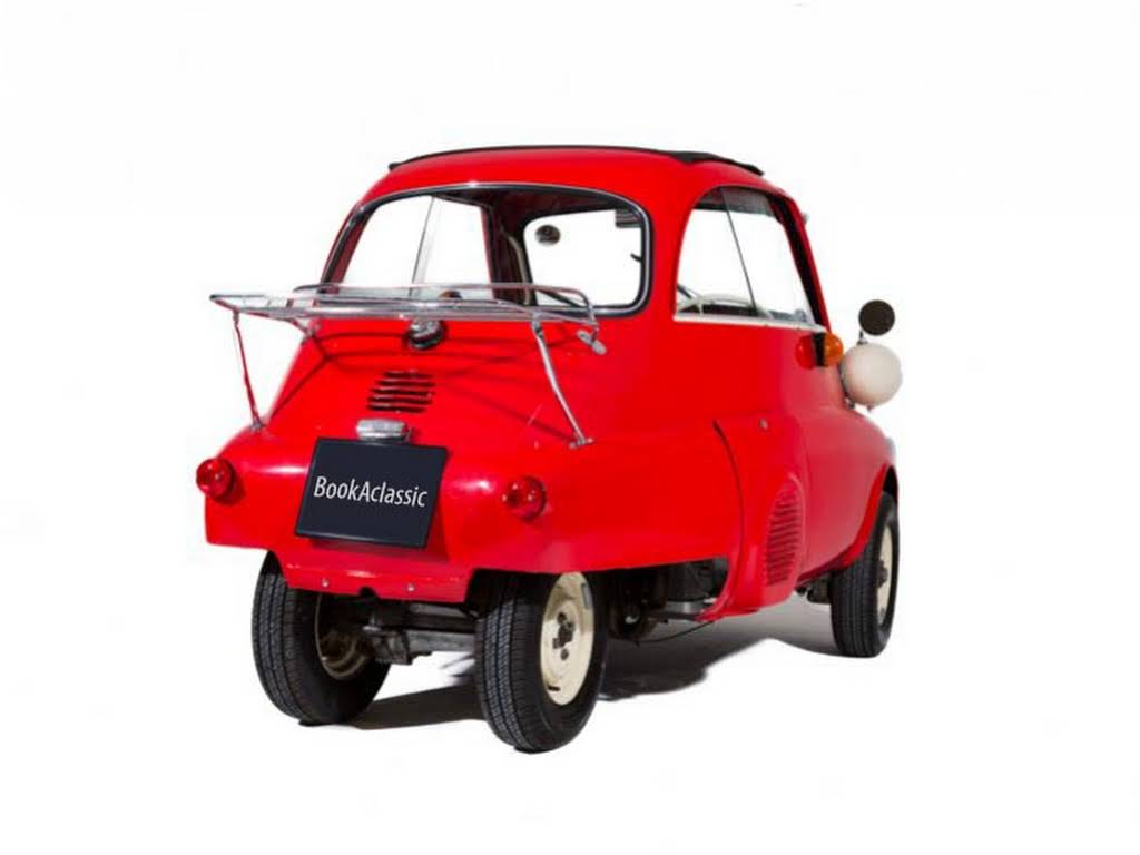 Bmw Isetta For Hire In Potters Bar London Bookaclassic