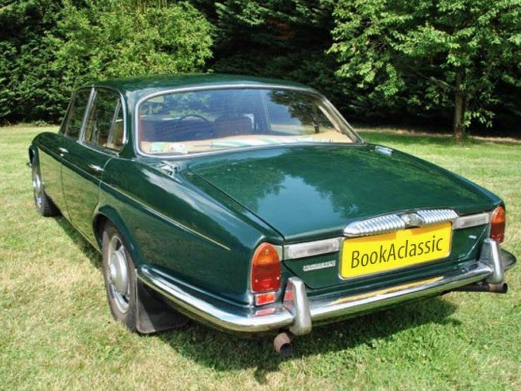Daimler Sovereign for hire in London Hire Potters Bar, London