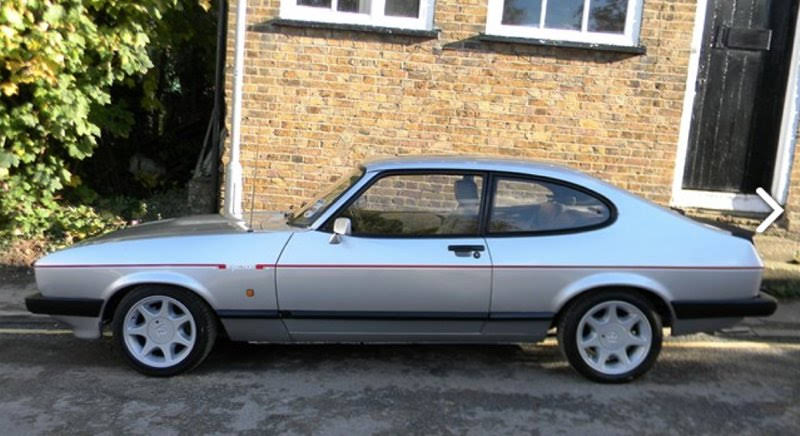 Ford Capri 2 8 Injection For Hire In Potters Bar London