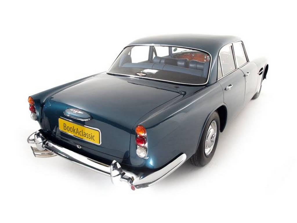 Lagonda Rapide Sports Saloon for hire in London Hire Potters Bar, London