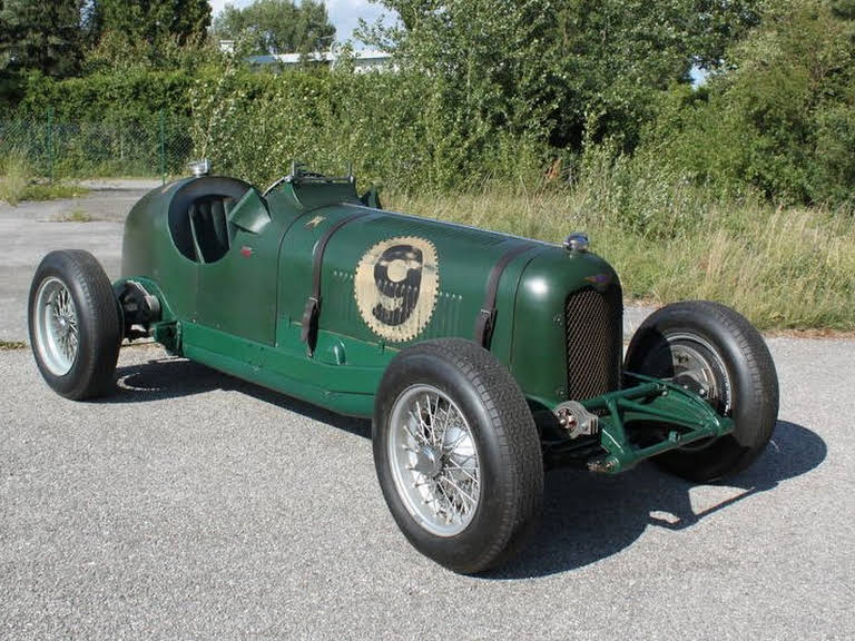 Lagonda Rapier Supercharged For Hire In Potters Bar