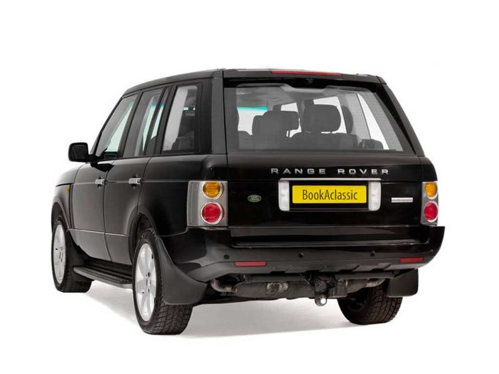 Land Rover Range Rover for hire in London Hire Potters Bar, London