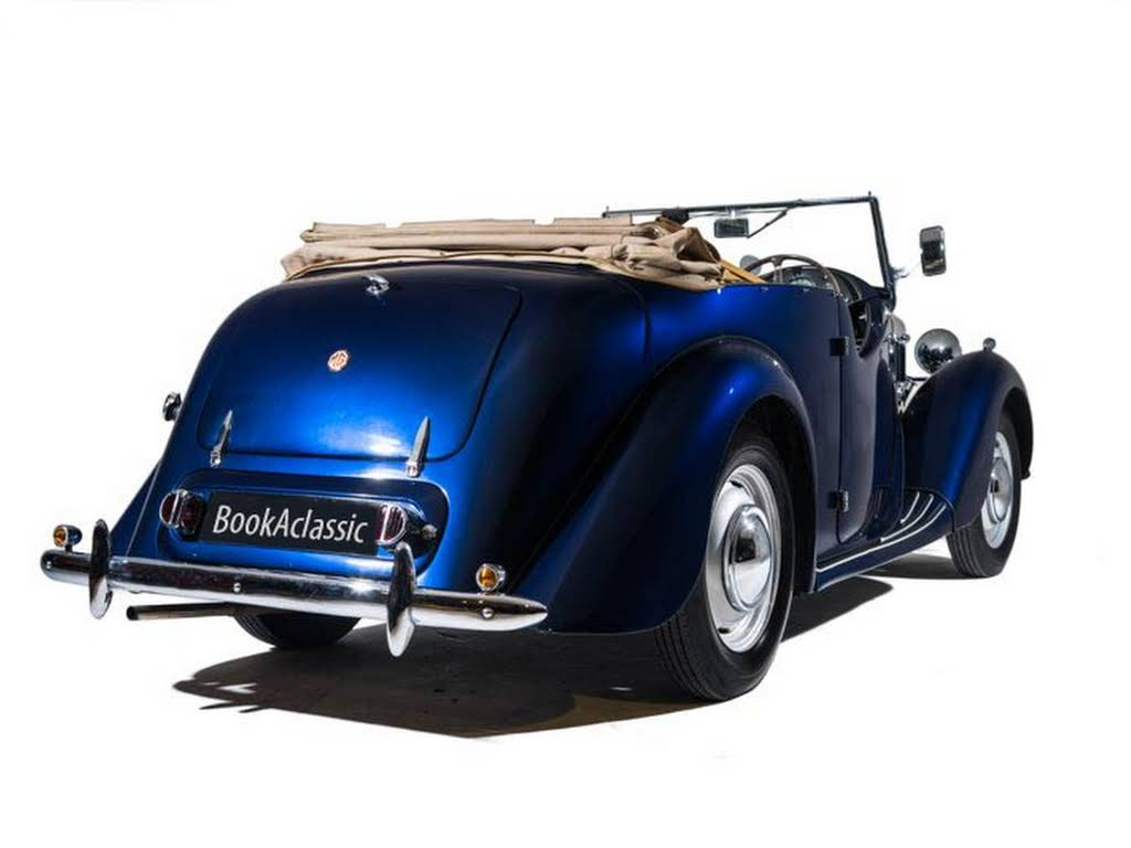 Vintage Car Hire For Prom