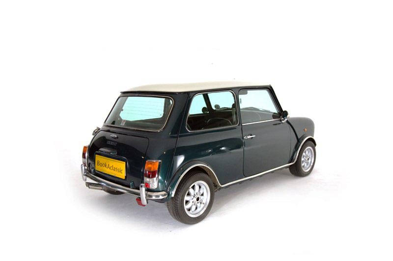 Rover Mini Cooper S For Hire In Potters Bar London