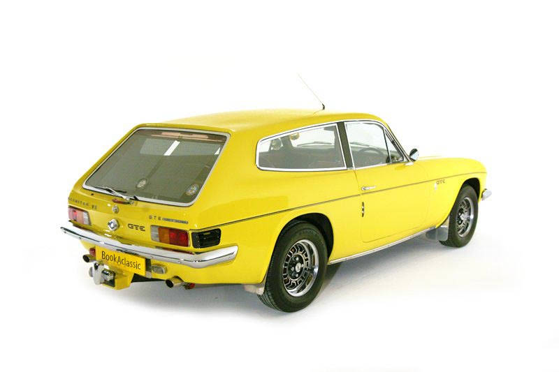 Rolls Royce Rental Price >> Reliant Scimitar GTE for hire in Potters Bar, London ...