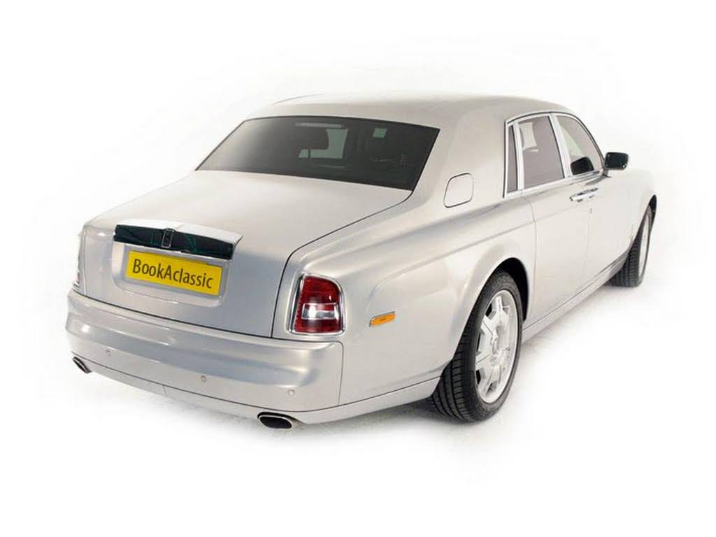 Rolls Royce Phantom for hire in London Hire Potters Bar, London