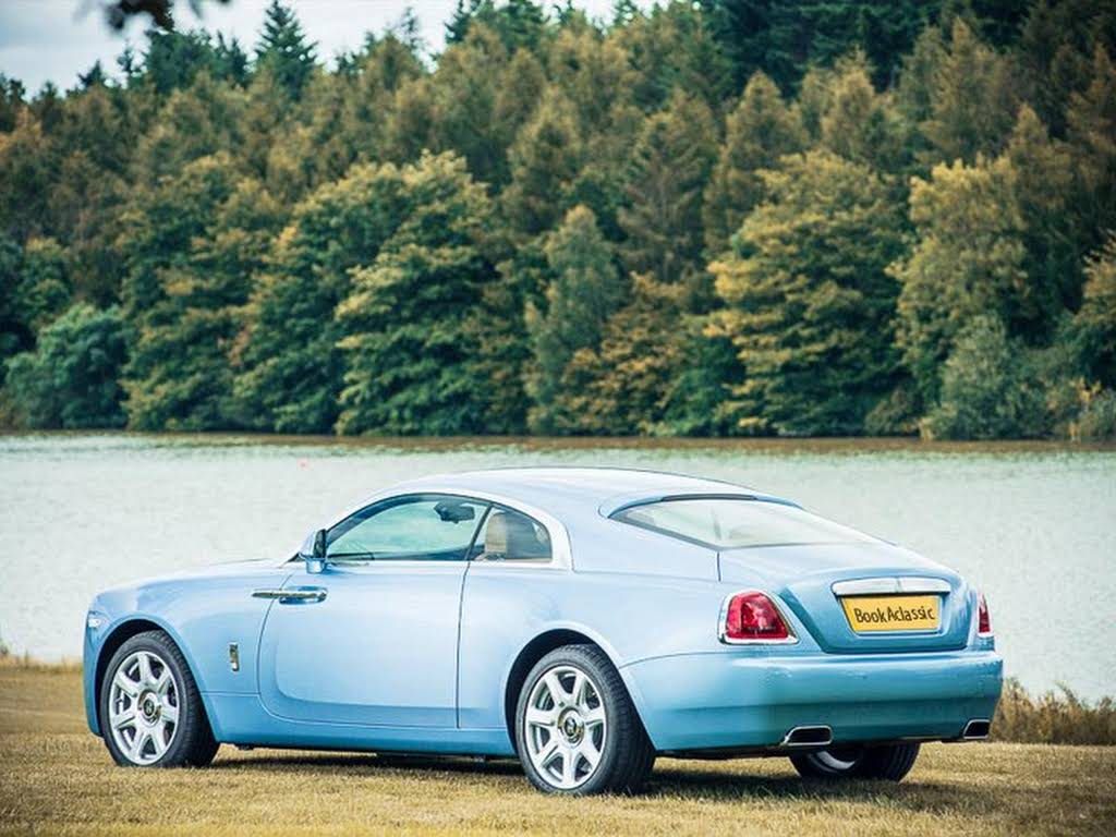 Rolls Royce Wraith for hire in London Hire Potters Bar, London