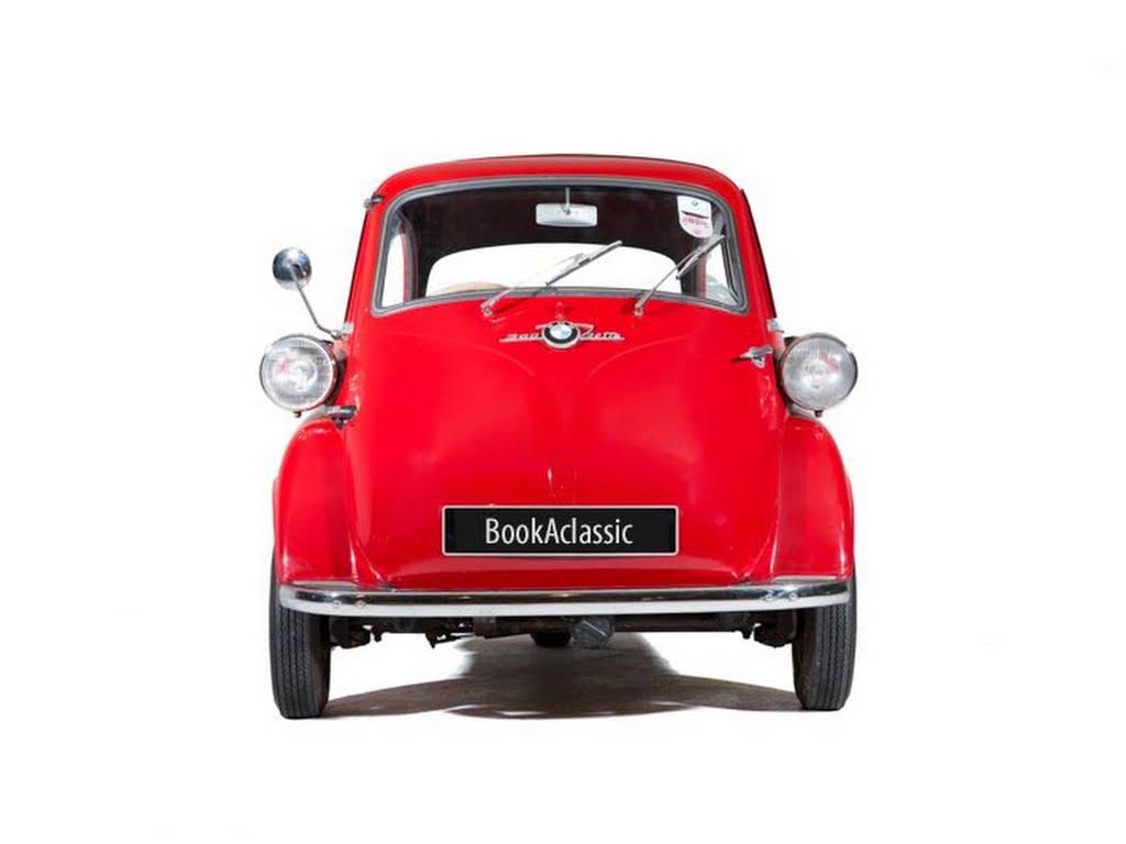 BMW Isetta 300 for hire in London Hire Potters Bar, London