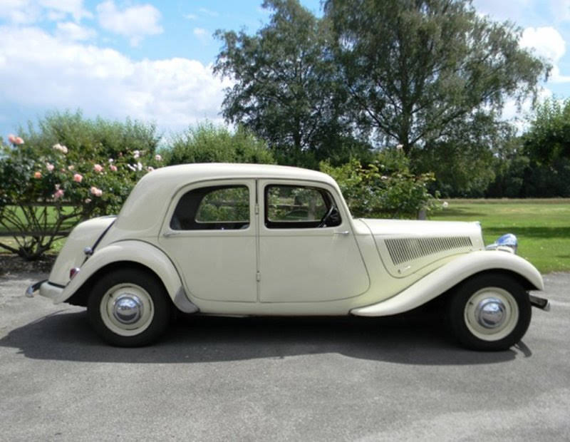 Citroen Traction Light 15 For Hire In Potters Bar London
