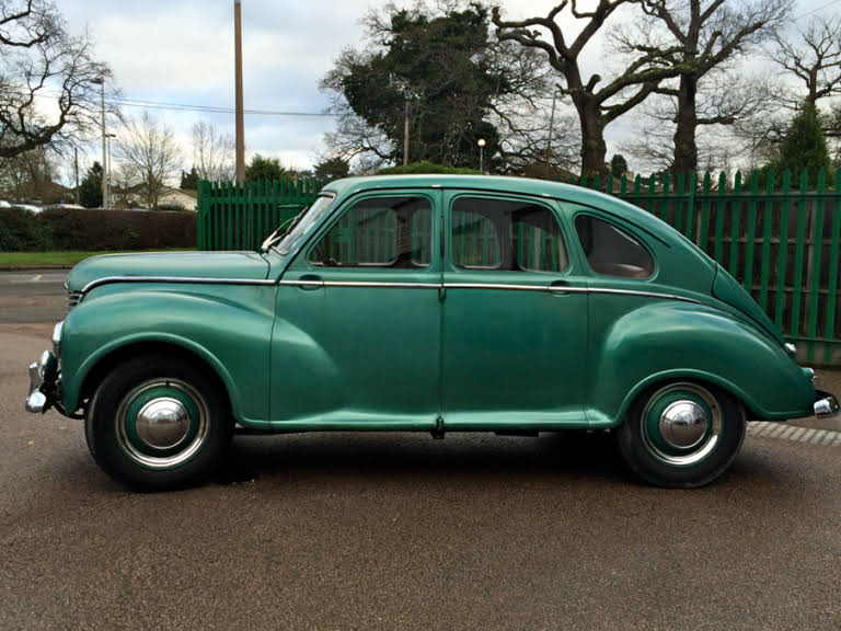 Jowett Javelin For Hire In Potters Bar London Bookaclassic