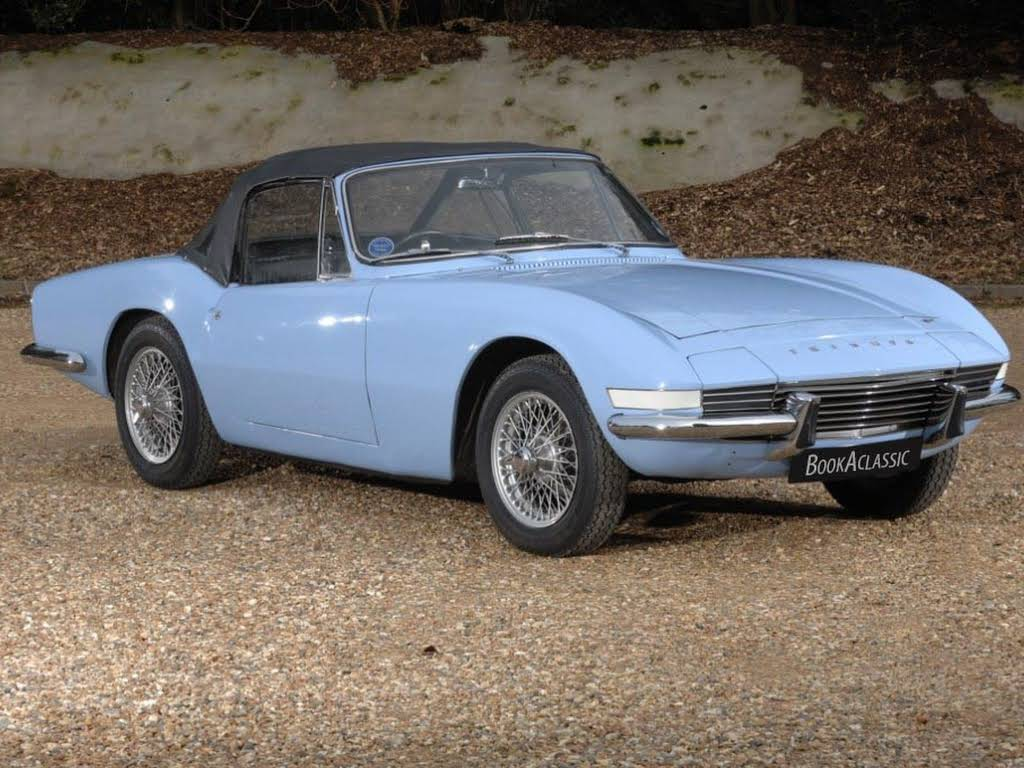 Triumph Fury For Hire In South Littleton Evesham