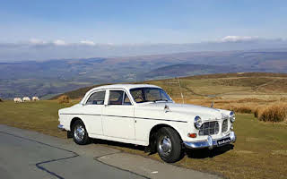 Volvo Amazon B20 Rent North West