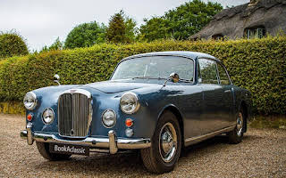 Alvis TD21 Saloon Rent Greater London