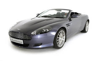 Aston Martin DB9 Volante Rent Greater London
