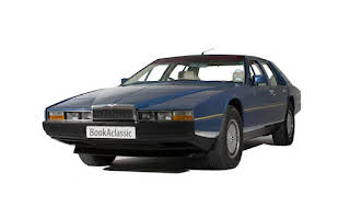 Aston Martin Lagonda Series 2 Rent Greater London