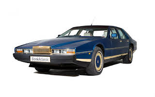 Aston Martin Lagonda Series 3 Rent Greater London