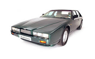 Aston Martin Lagonda Series 4 Rent Greater London
