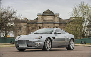Aston Martin Vanquish Rent Greater London