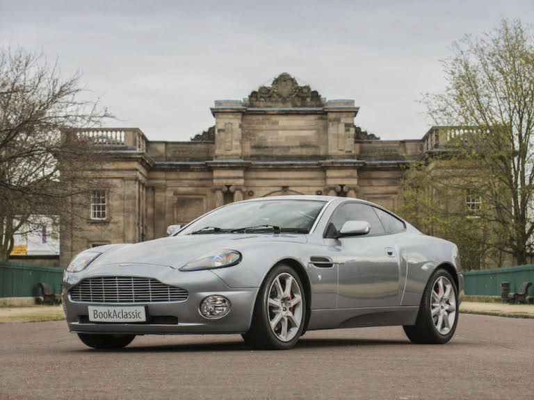 Aston Martin Vanquish For Hire In London Hire Potters Bar, London