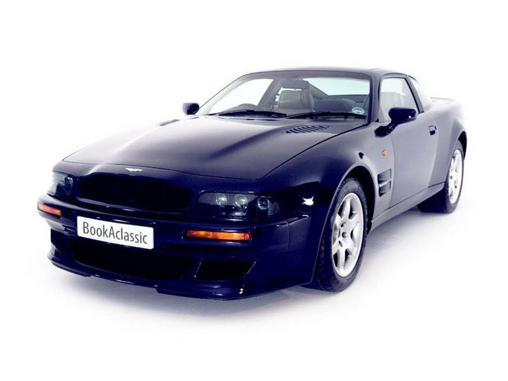 Aston Martin Vantage for hire in London Hire Potters Bar, London