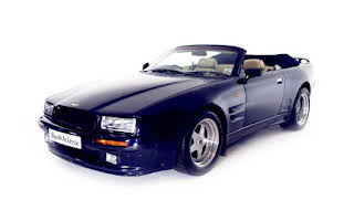 Aston Martin Virage Volante Rent Greater London