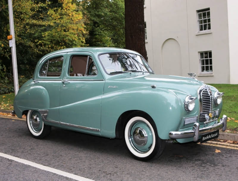 Austin A40 Somerset For Hire In London Bookaclassic