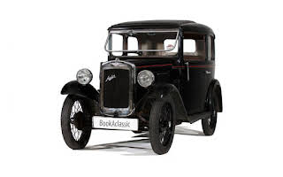 Austin Seven Saloon Rent Greater London