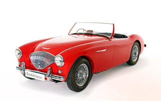 Austin Healey 100 4 Rent Greater London