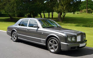 Bentley Arnage Rent Greater London