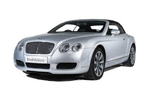 Bentley Continental GTC Rent Greater London