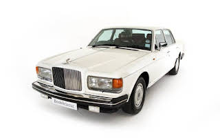 Bentley Mulsanne Turbo Rent Greater London